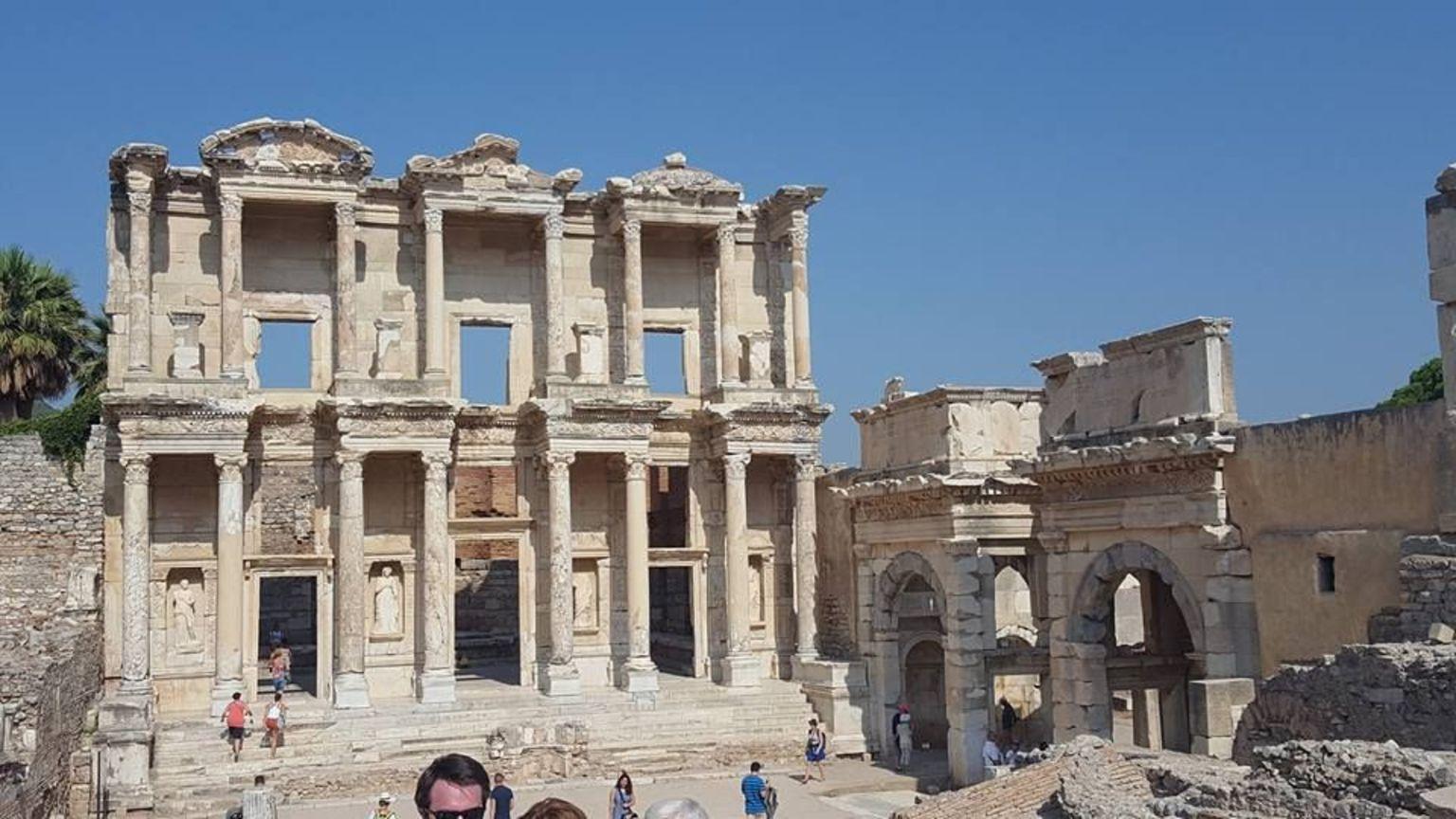 MÁS FOTOS, Excursión de 5 horas para grupos pequeños a Éfeso desde Kusadasi