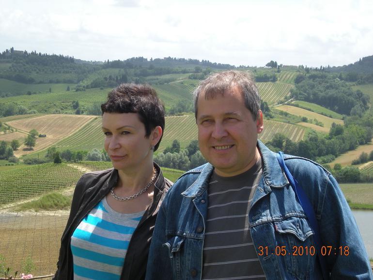 Tuscany hills - Florence