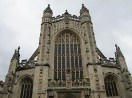Bath Cathedral, Helene - September 2012