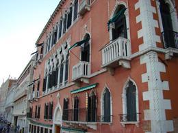 Colorful buildings, Manuela N - September 2007