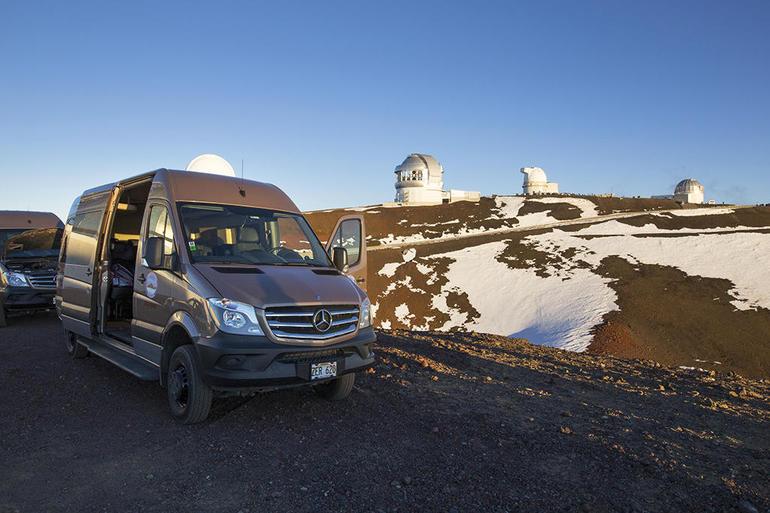Mauna Kea Summit and Stars Small-Group Adventure Tour