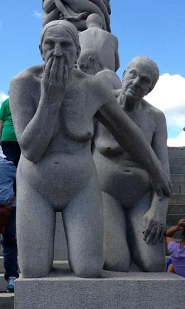 A wonderful stop, Vigeland Sculpture Park is a highlight in Oslo. , DebFulmer - August 2014