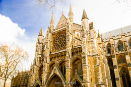 Westminster Abbey , FRANK C - April 2014