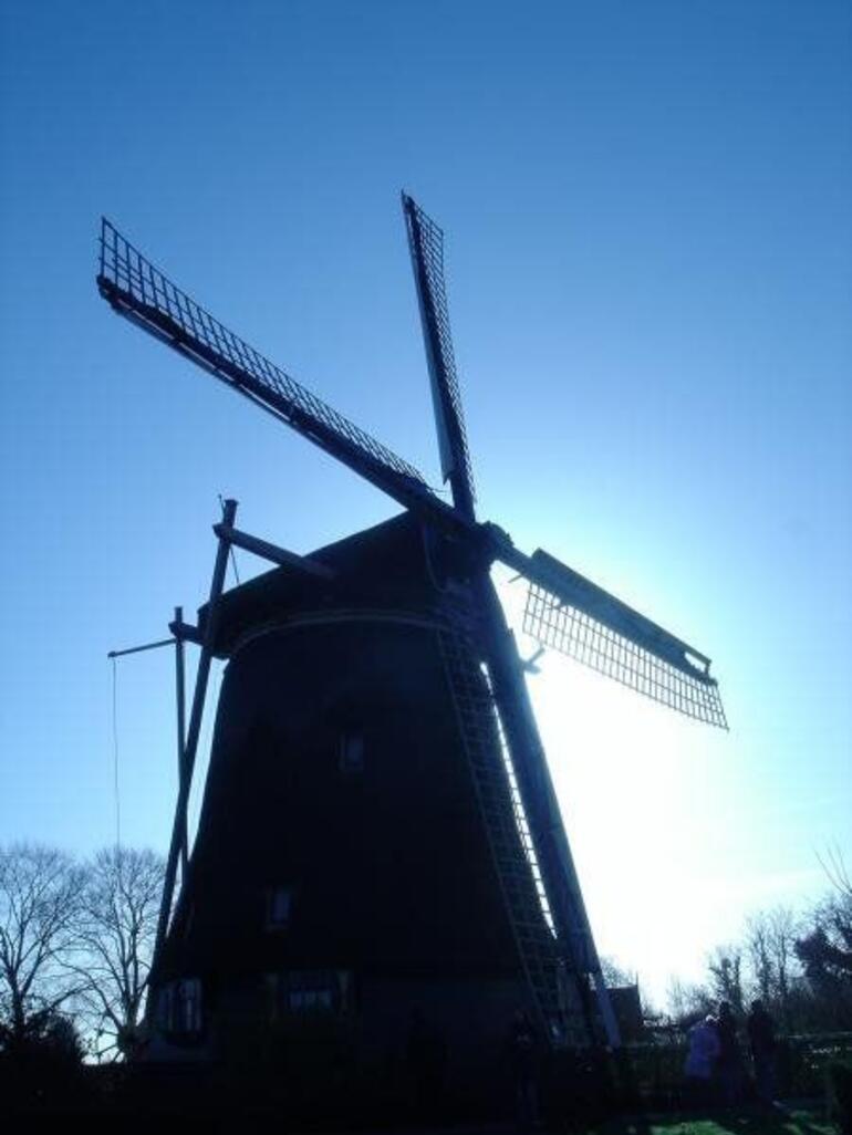 Windmill Amsterdam -