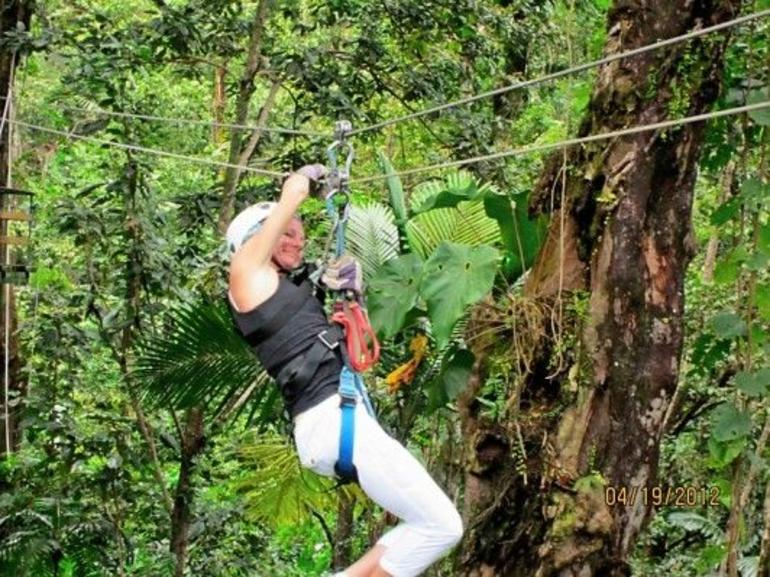 Zipline - St Lucia