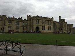 Warwick Castle , Meilia E S - January 2017