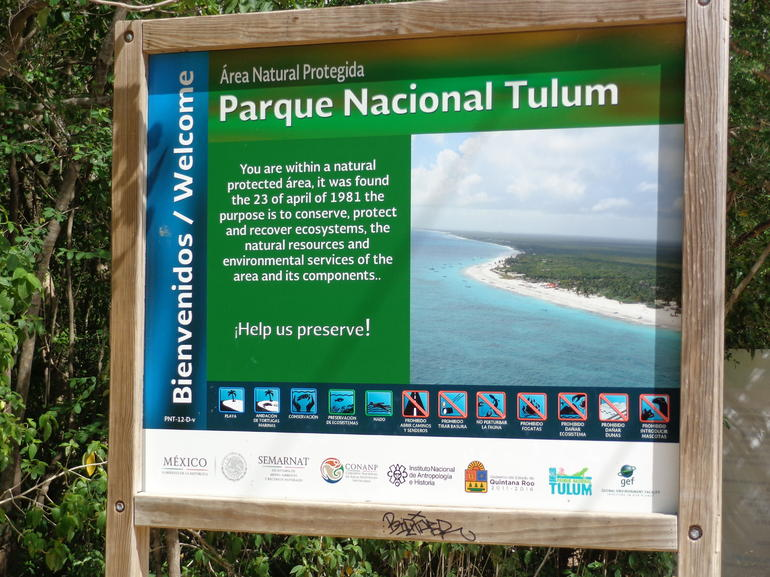 Tulum, Coba, and Maya Village full-day tour photo 24