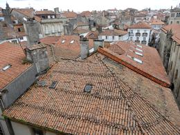 Ancient roofs - taken from the museum balcony , Brenda B - September 2017