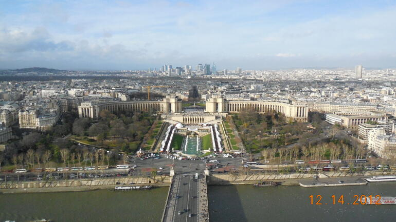 A Priceless View - Paris