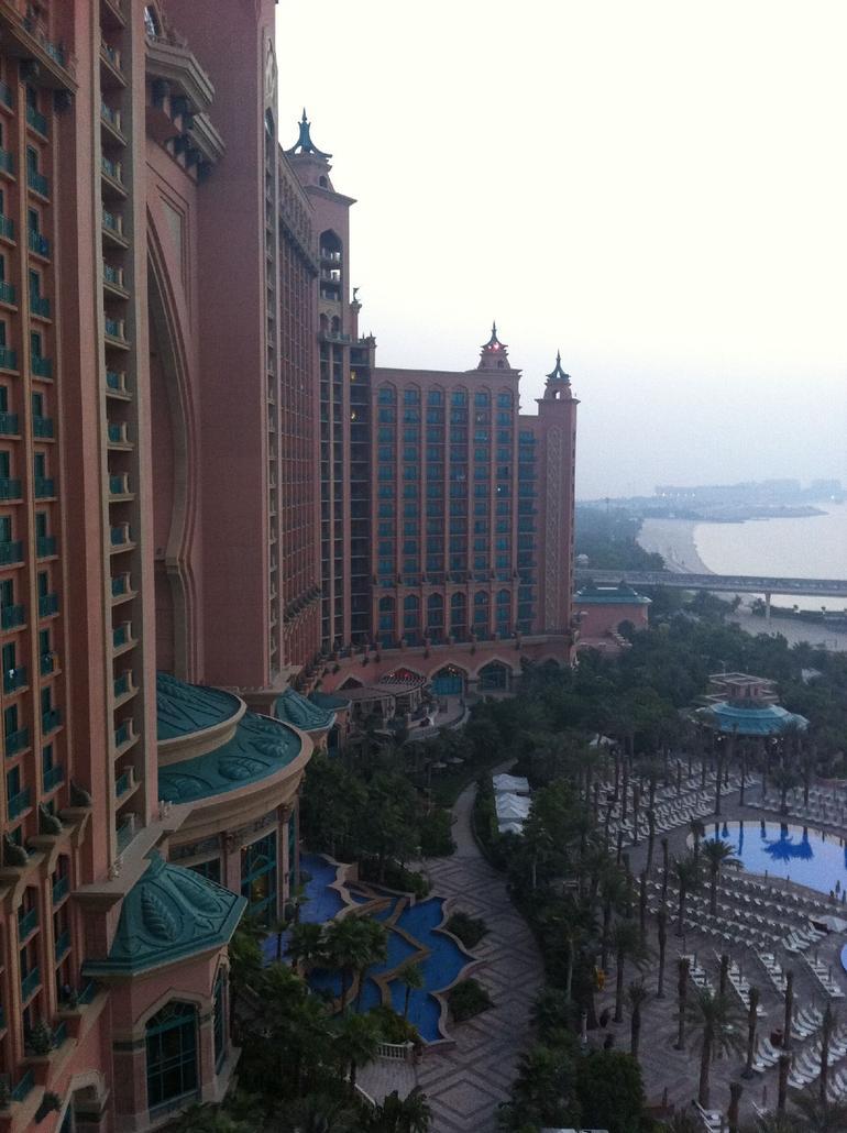 Atlantis view - Dubai