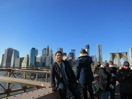 Brooklyn Bridge , TAREK S - February 2013