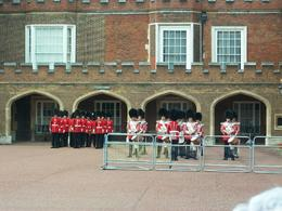 More guards with drums - August 2010