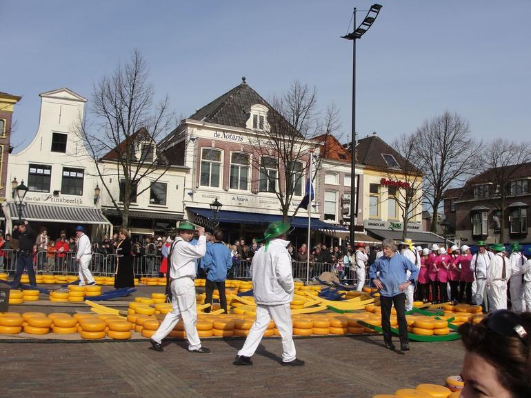 Cheese Market - Amsterdam