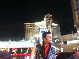 Elvis singing! - February 2012