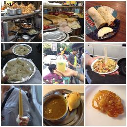 Delhi food delights , Cherie A - October 2014
