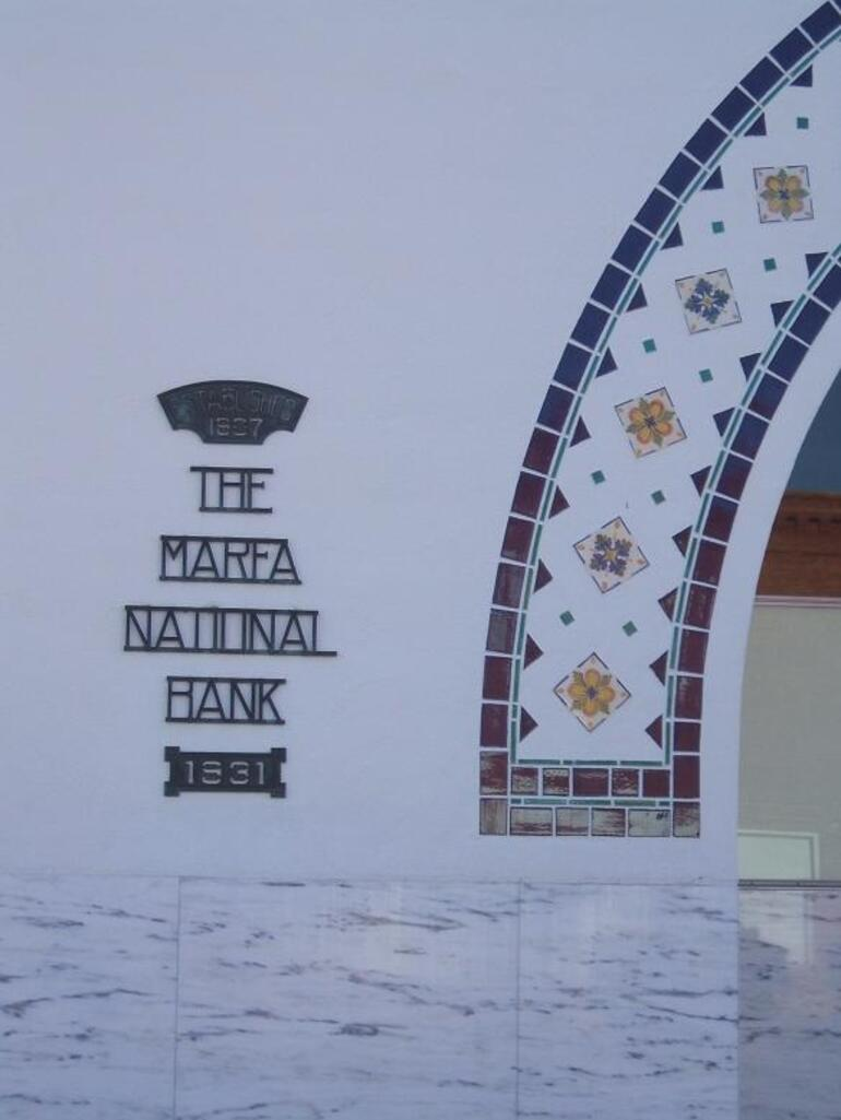 Marfa National Bank -