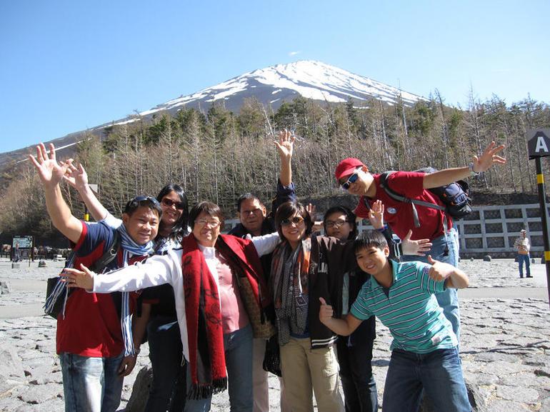 Mt Fuji Station 5 - Tokyo