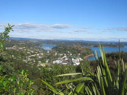 the view of russell from the lookout , sallymay - June 2012