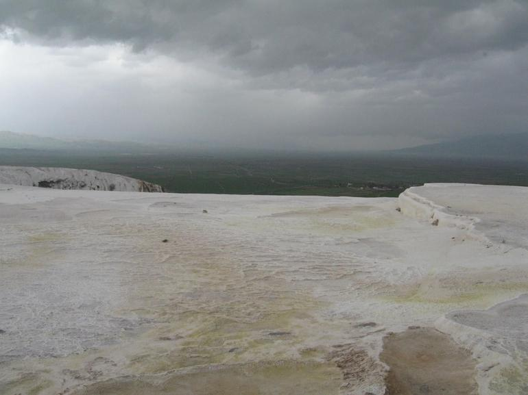 Pamukkale in April - Izmir