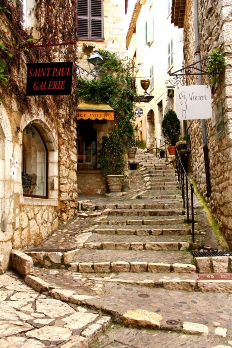 Saint Paul de Vence - Cannes