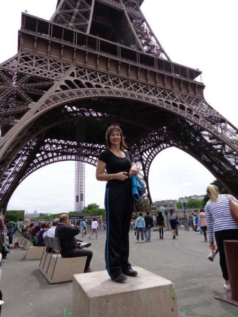 Sanet at Eifel - Paris