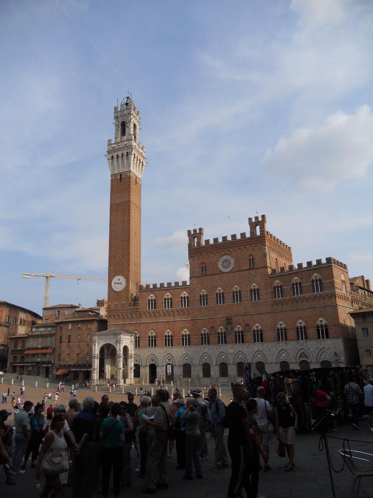 Siena - Rome