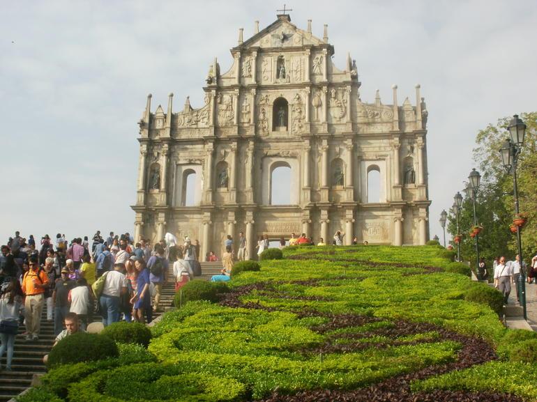St Paul's Macau - Hong Kong