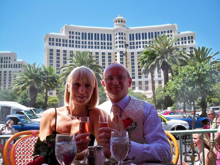 The Bellagio - Las Vegas