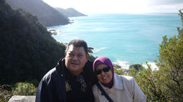 It was our first visit to Melbourne and my wife wanted to see something beautiful, scenic and amazing. So we chose the Great Ocean Road Tour and we loved every little minute of it. The guide, Mr Lee ... , Azmi A - May 2015