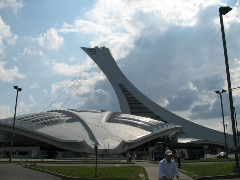 Tour de Montreal and Biodome - Montreal