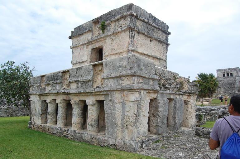 Tulum Ruins - Cancun