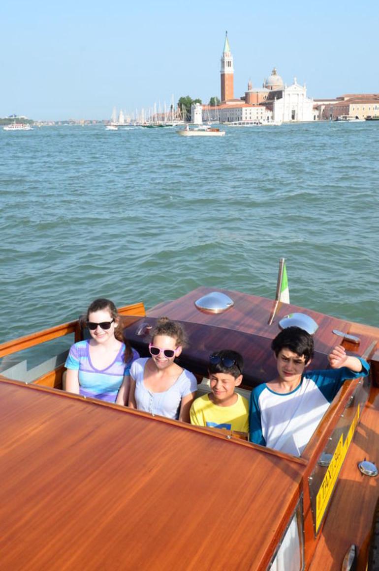 Venice Grand Canal Evening Boat Tour - Venice