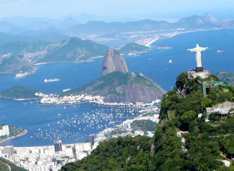 Viator Helicopter Tour of Rio. - Rio de Janeiro