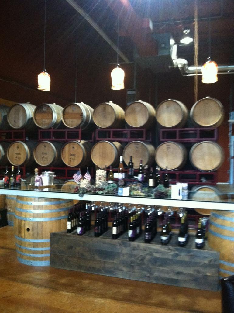 Who wants wine? - Seattle