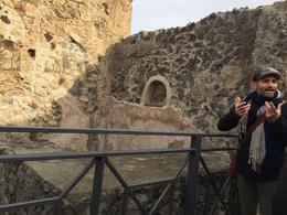 Our guide Fabrizio Belleni , Ada L - January 2017