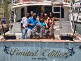 Us and the Boat Crew , Kim J - May 2017
