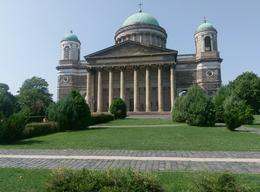 Esztergom Cathedral , Lawrence W - August 2017