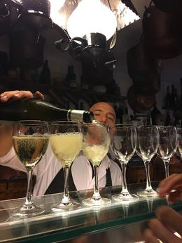 First stop- prosecco! , Geoffrey G - October 2017
