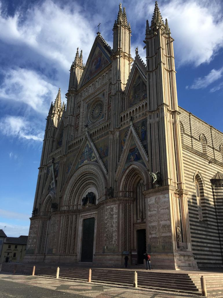 Assisi and Orvieto Day Trip from Rome photo 23