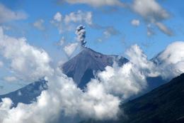 Fuego Volcano from Pacaya. , Sandor B - November 2017