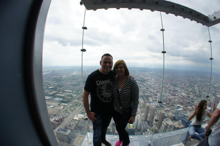 Skydeck Chicago Admission photo 8