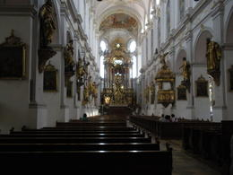 Inside St. Peter's Church , Thomas E - June 2011