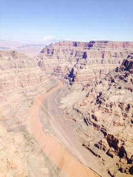 Colorado river from the air , Eric L - August 2014