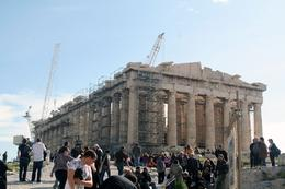 The Parthenon, Benjamin D - March 2010