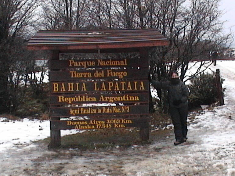 Bahia Lapataia - Ushuaia