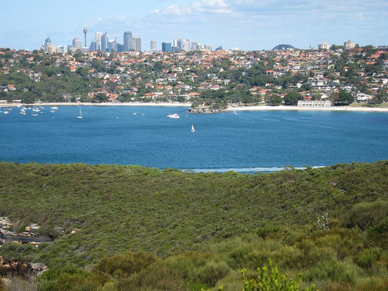 Balmoral Beach from Grotto Point Reserve - Sydney