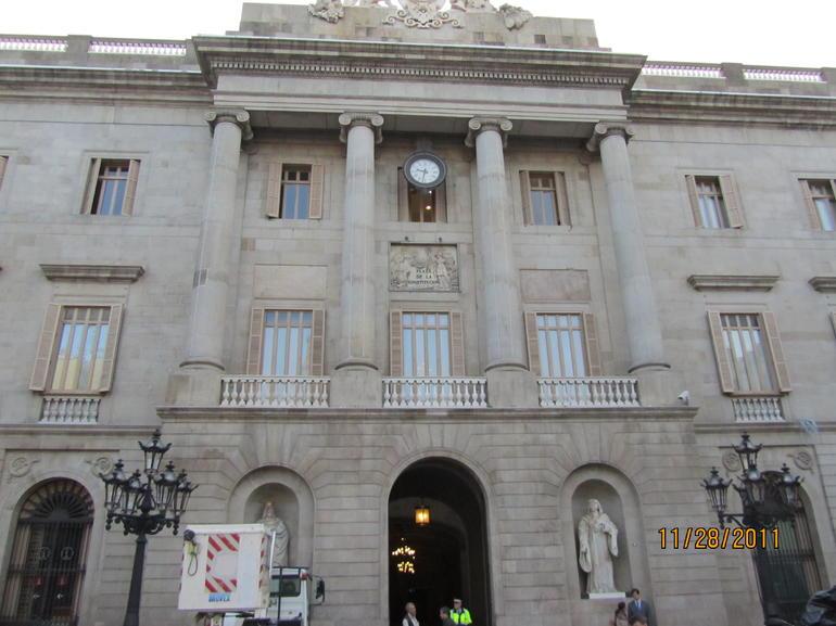 Barcelona - City Hall - Barcelona
