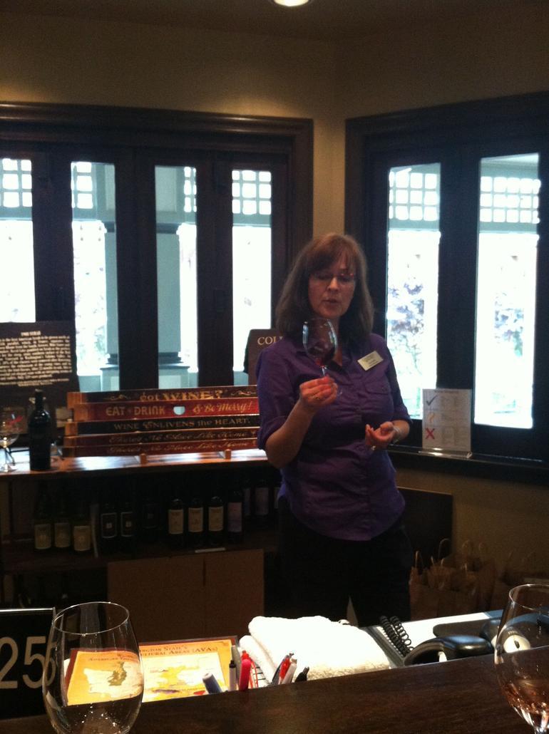 Columbia Winery - Seattle