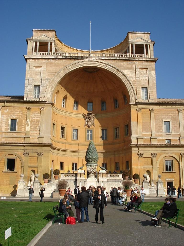 Courtyard - Rome