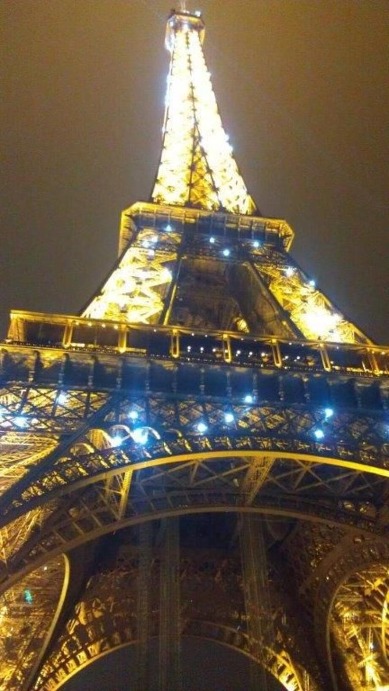 From our tour - Paris